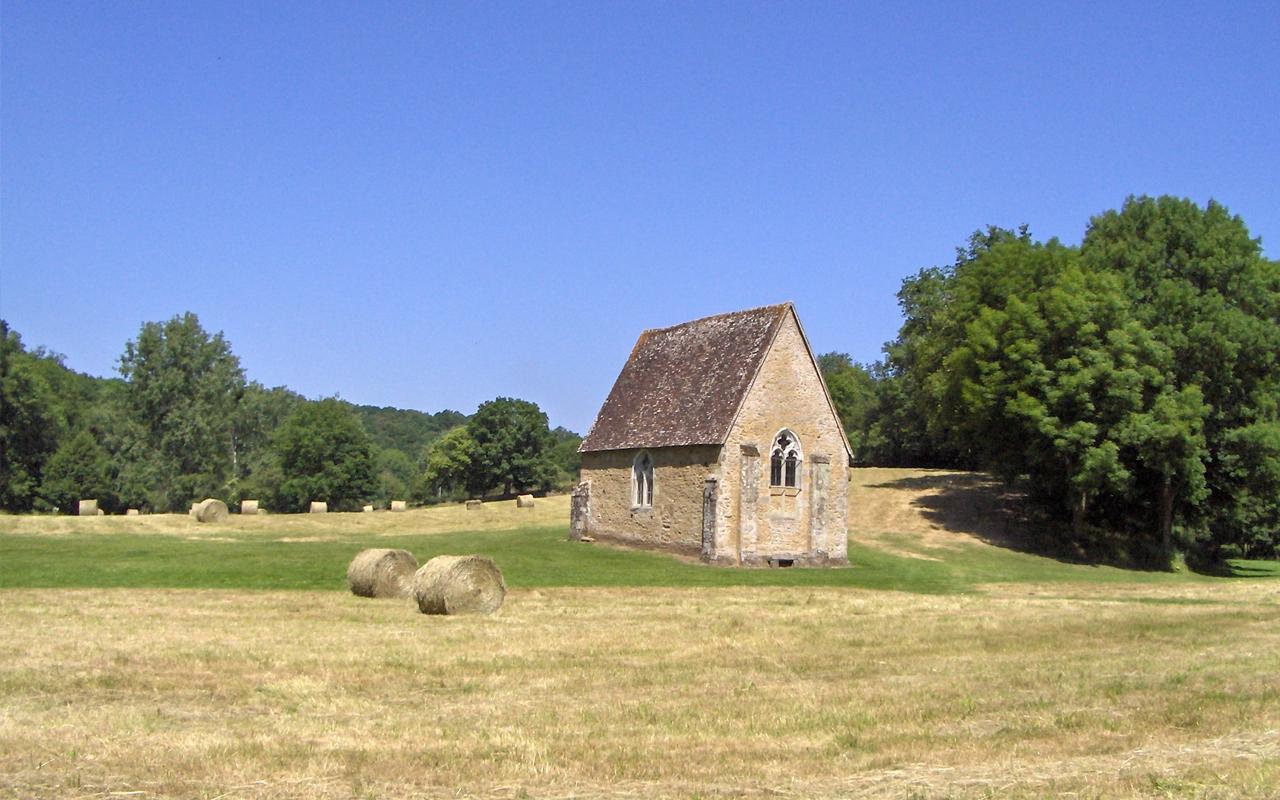 La chapelle dite du Petit Saint-Céneri