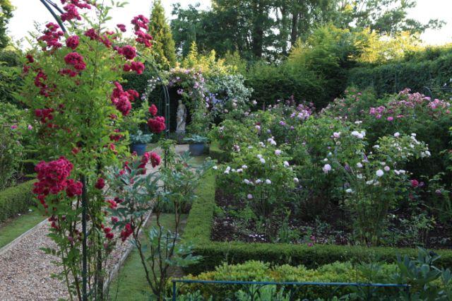 Les jardins de la Mansionnère