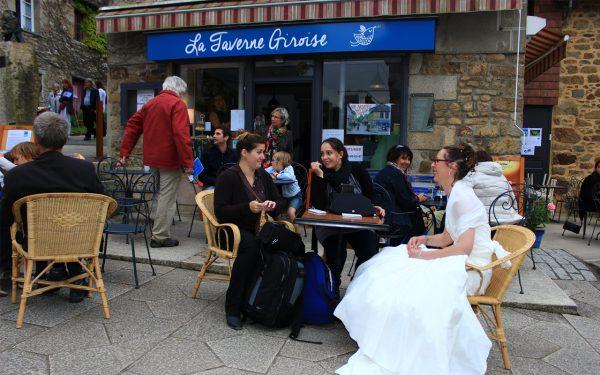 La taverne giroise à Saint-céneri-le-gerei