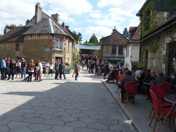 le village de Saint-Céneri-le-Gérei
