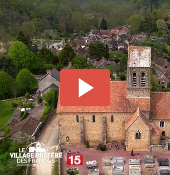 Le village préféré des français : Saint-Céneri-le-GErei