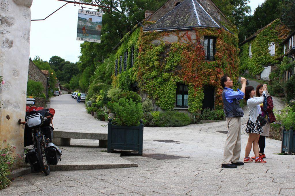Visite du village de St-Céneri-le-Gérei