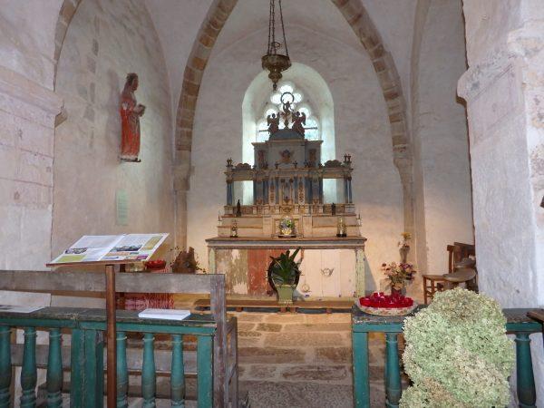 Eglise de Saint-Céneri-le-Gerei