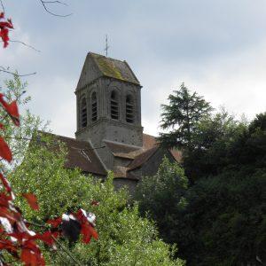 L'église de Saint-Céneri-le-Gerei