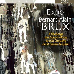 Expo Bernard Alain BRUX